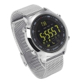 SW AEX18 SMART WATCH FITNESS Silver